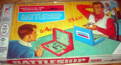 A good wife always knows her place. Battleship1