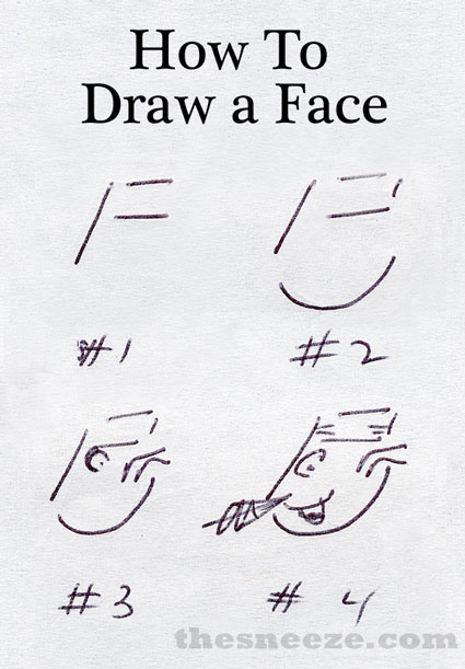 faces to draw. How To Draw a Face