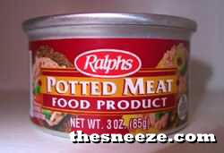 potted meat